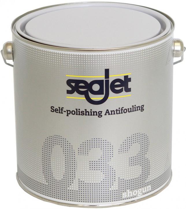 Seajet 033 Shogun Antifouling 2,5 Liter schwarz