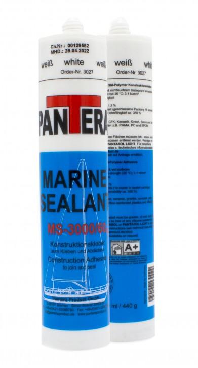 MARINE SEALANT MS-3000/60 V2 weiß 290ml