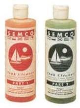 Semco Teak Cleaner Set ( 2 x 3,785L )