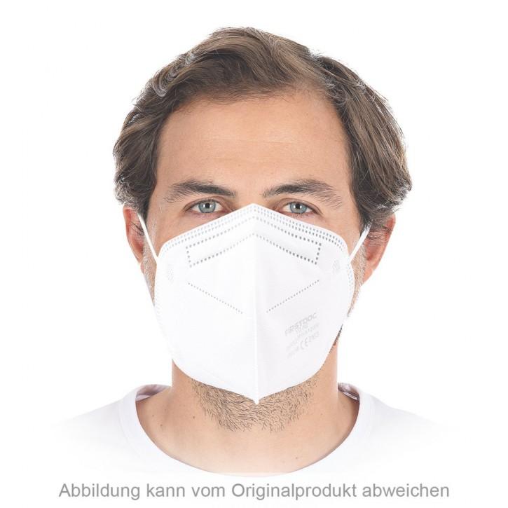 Atemschutzmaske FFP2 NR, ohne Ventil, Ohrschlaufen